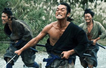 מירוץ הסמוראים