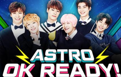 אסטרו, אוקי מוכנים – !Astro OK Ready